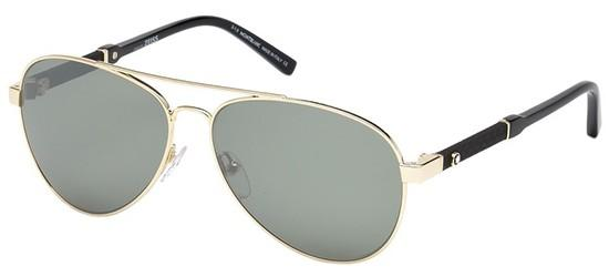 Mont Blanc MB645S GOLD/GREEN