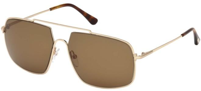 Tom Ford solbriller AIDEN-02 FT 0585