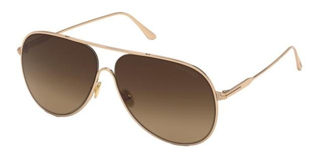 Tom Ford solbriller ALEC FT 0824