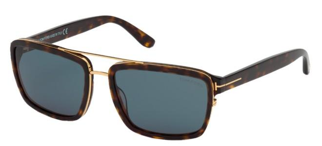 Tom Ford solbriller ANDERS FT 0780
