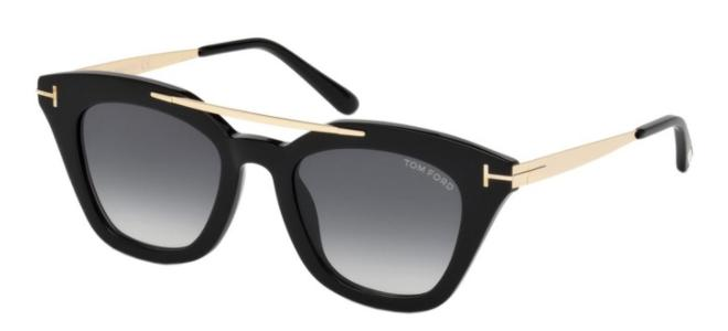 Tom Ford solbriller ANNA-02 FT 0575