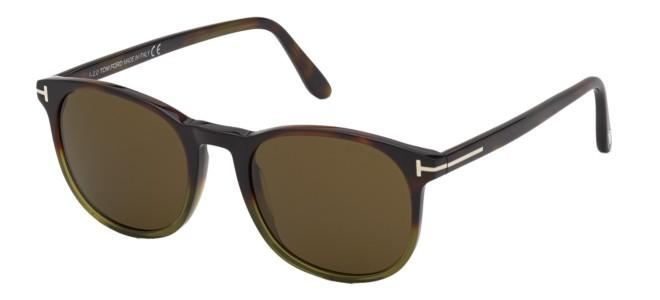 Tom Ford zonnebrillen ANSEL FT 0858