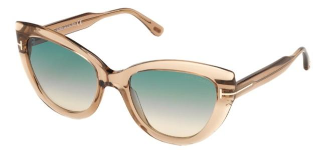 Tom Ford solbriller ANYA FT 0762