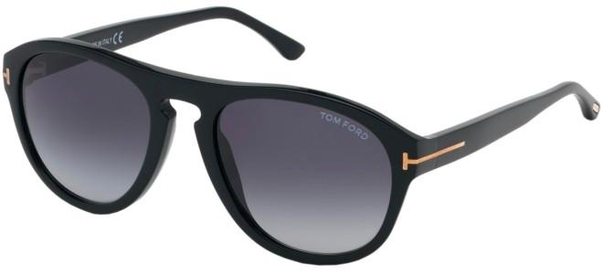 Tom Ford zonnebrillen AUSTIN-02 FT 0677