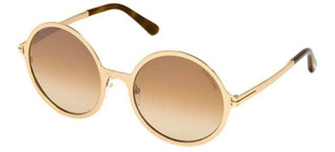 Tom Ford solbriller AVA-02 FT 0572