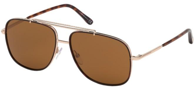 Tom Ford solbriller BENTON FT 0693