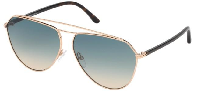 Tom Ford solbriller BINX FT 0681