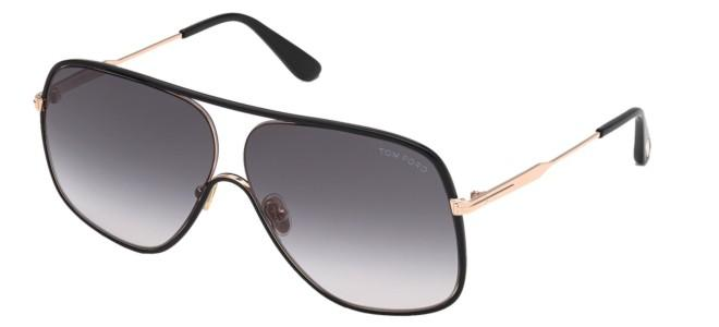 Tom Ford solbriller BRADY FT 0841