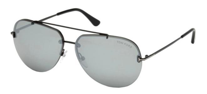 bdfd2d35a141 Tom Ford Brad-02 Ft 0584 unisex Sunglasses online sale