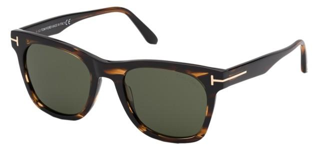 Tom Ford solbriller BROOKLYN FT 0833