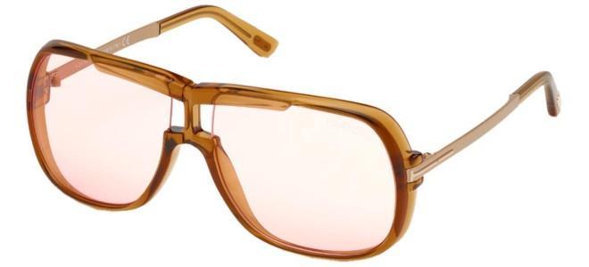 Tom Ford solbriller CAINE FT 0800