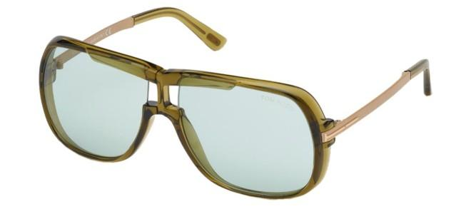 Tom Ford solbriller CAINE FT 0800
