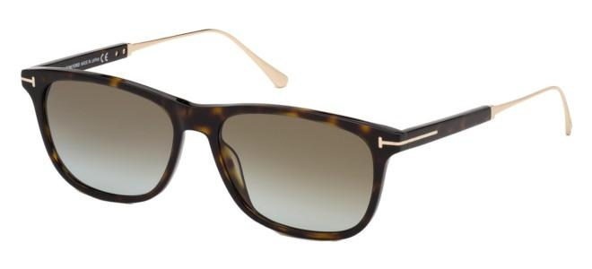 Tom Ford solbriller CALEB FT 0813