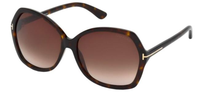 Tom Ford zonnebrillen CAROLA FT 0328