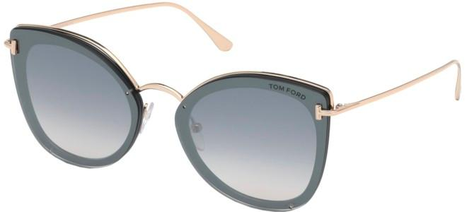 Tom Ford zonnebrillen CHARLOTTE FT 0657