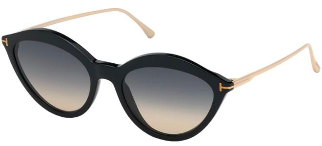 Tom Ford solbriller CHLOE FT 0663