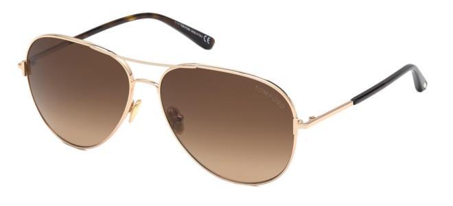 Tom Ford solbriller CLARK FT 0823