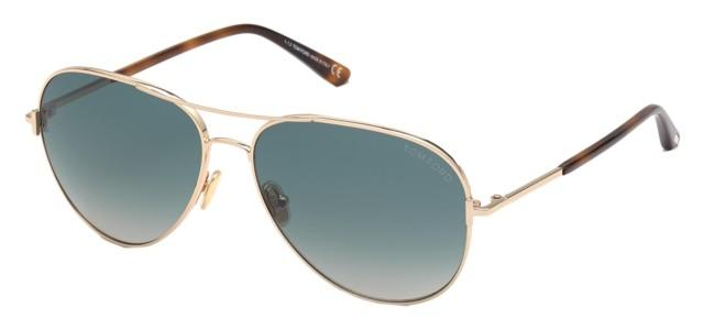 Tom Ford zonnebrillen CLARK FT 0823