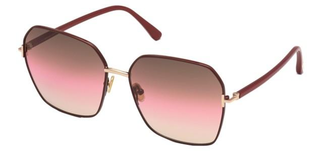 Tom Ford solbriller CLAUDIA-02 FT 0839