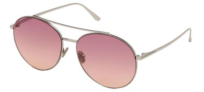 Tom Ford solbriller CLEO FT 0757
