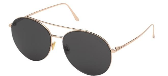 Tom Ford solbriller CLEO FT 0757