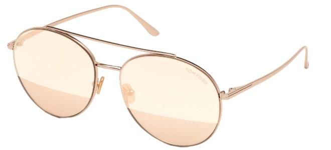 Tom Ford CLEO FT 0757