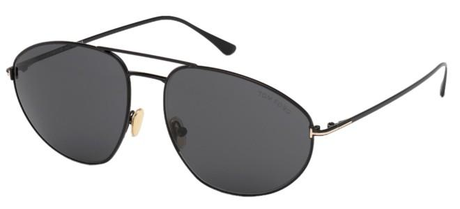 Tom Ford solbriller COBRA FT 0796