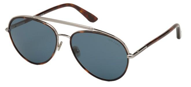 Tom Ford solbriller CURTIS FT 0748