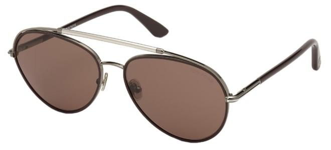 Tom Ford zonnebrillen CURTIS FT 0748