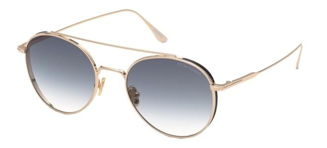 Tom Ford solbriller DECLAN FT 0826