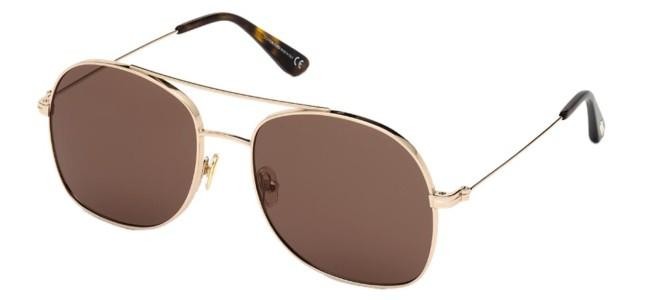 Tom Ford solbriller DELILAH FT 0758