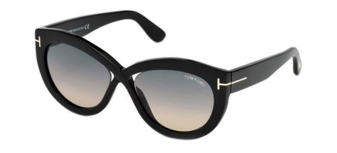 Tom Ford solbriller DIANE-02 FT 0577