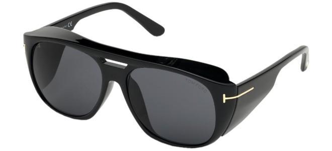 Tom Ford solbriller FENDER FT 0799