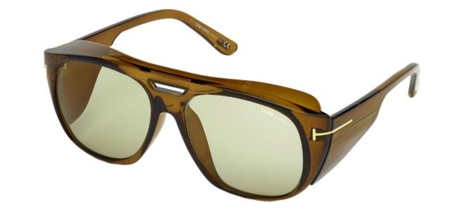 Tom Ford solbriller FENDER FT 0799