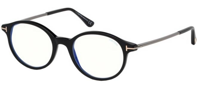 Tom Ford brillen FT5554-B BLUE BLOCK
