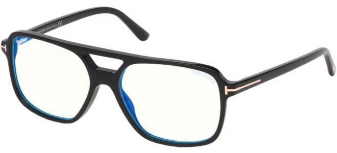 Tom Ford brillen FT5585-B BLUE BLOCK