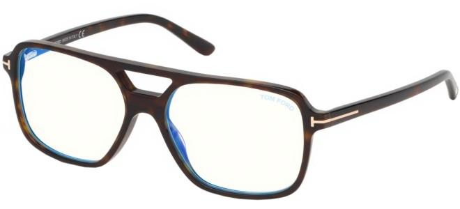 Tom Ford brillen FT5585-B BLUE BLOCK