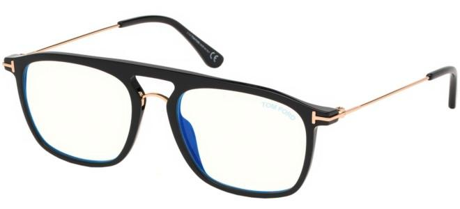 Tom Ford brillen FT5588-B BLUE BLOCK