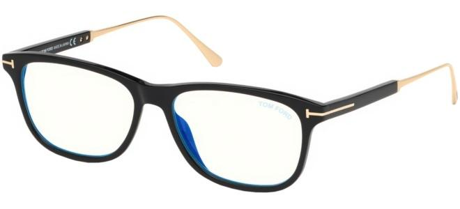 Tom Ford brillen FT5589-B BLUE BLOCK