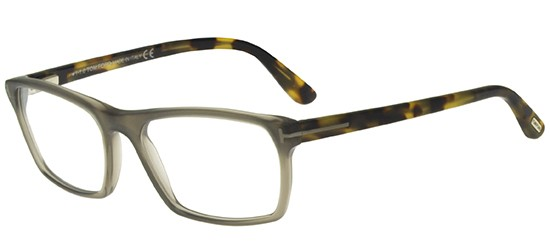 Tom Ford FT 5295 GREY GREEN LIGHT HAVANA