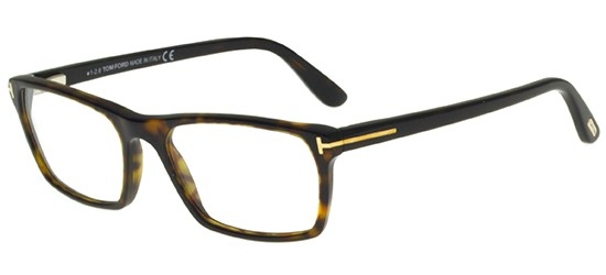 Tom Ford FT 5295 SHINY DARK HAVANA