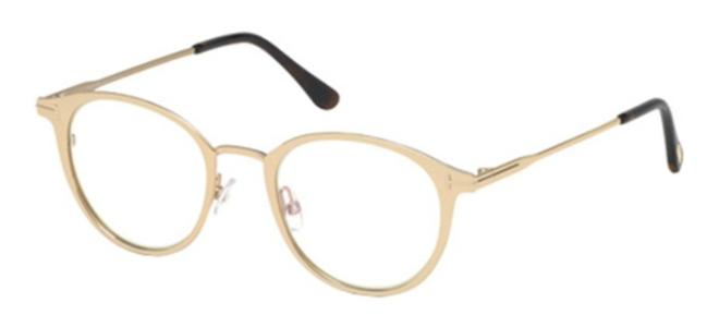 Tom Ford eyeglasses FT 5528-B BLUE BLOCK