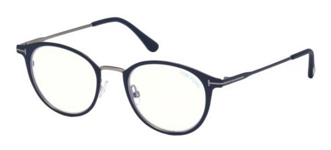 Tom Ford briller FT 5528-B BLUE BLOCK