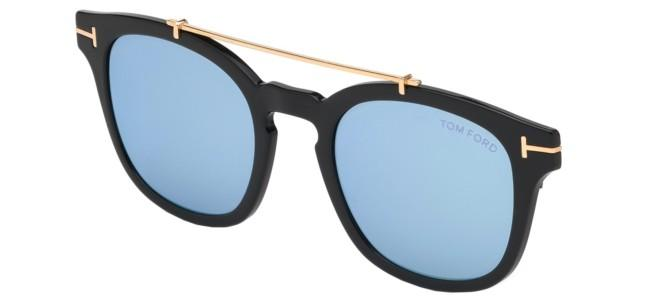 Tom Ford brillen FT 5532-B BLUE BLOCK