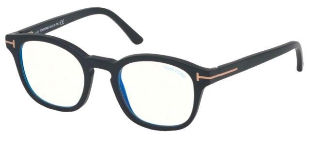 Tom Ford briller FT 5532-B BLUE BLOCK