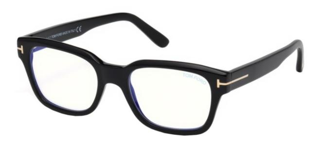 Tom Ford FT 5535-B BLUE BLOCK