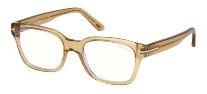 Tom Ford eyeglasses FT 5535-B BLUE BLOCK