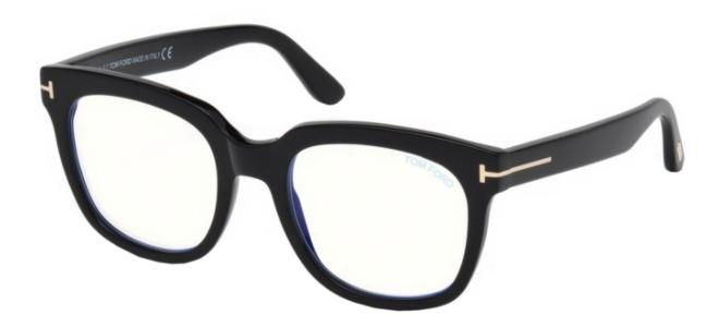 Tom Ford FT 5537-B BLUE BLOCK