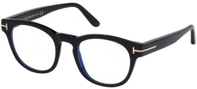 Tom Ford Ft 5543-b Blue Block   Óculos Tom Ford 6081add4db