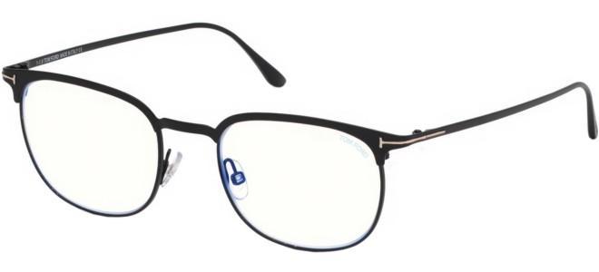Tom Ford brillen FT 5549-B BLUE BLOCK